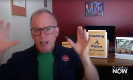 """Author Jim Provenzano talks about his new book """"Finding Tulsa"""""""