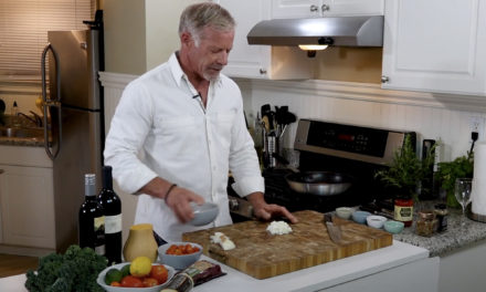 Quick Chop! with Eric Liittschwager: How to Cook Grilled Flat Iron Steak and Pair With Wine