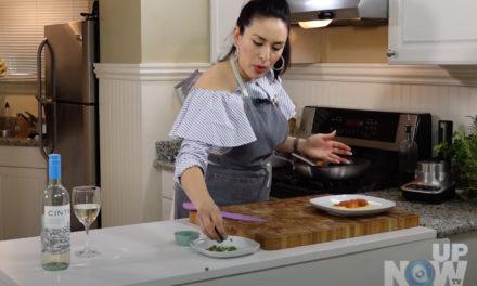 Recetarios Familiares Con Margarita: Camarones y Semola hacen un sabroso platillo