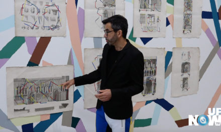 Artist Mário Pires Cordeiro uses color and history to bring arts in a new shape