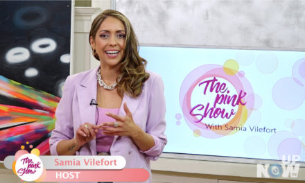 Are you ready for the weekend? Our host Samia Vilefort has some fun events for you