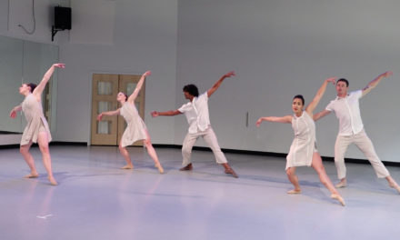 Smuin Contemporary Ballet performs for live audience