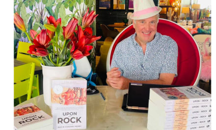 """Gleidson Martins talks with David Perry, author of """"Upon This Rock"""""""