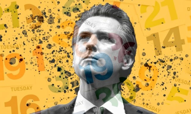 When is the Newsom recall election? Maybe sooner than you think