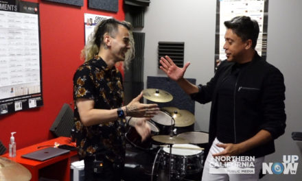 Music Day: Our reporter Gleidson Martins visits School of Rock for a drums class