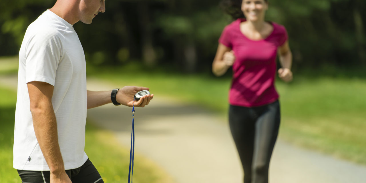 A importância do acompanhamento profissional na corrida