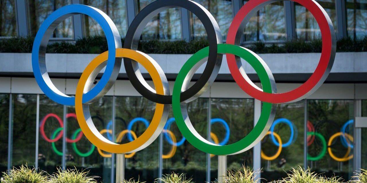 A energia das Olimpíadas