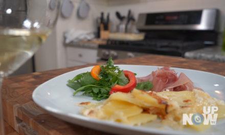 Next Quick Chop: Pairing Potatoes Gratin with Sauvignon Blanc