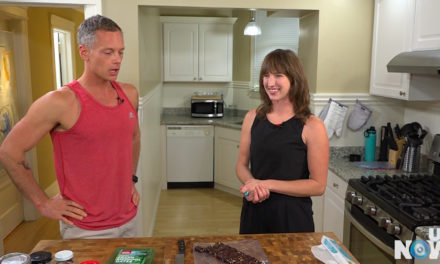 Cooking with JJ: Magical Protein Bars