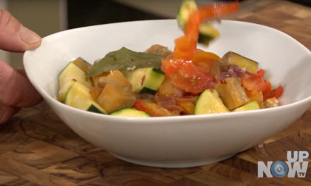 On Quick Chop today: Ratatouille