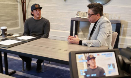 Jimmy Chin talks about his new movie The Rescue