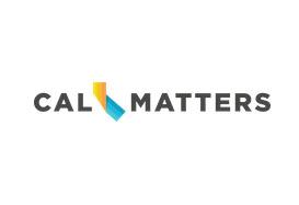 Logotipo da CalMatters