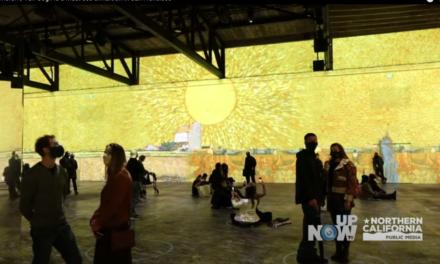 Immersive Van Gogh é uma exposição obrigatória em San Francisco