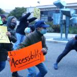 Alunos / corpo docente do CCSF se reúnem para trazer consciência aos cortes críticos de classe