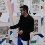 O artista plástico Mário Pires Cordeiro usa cor e história para trazer as artes de uma nova forma