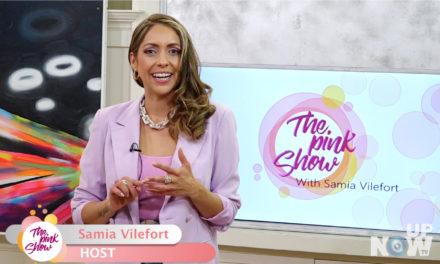 ¿Estás listo para el fin de semana? Nuestra anfitriona Samia Vilefort tiene algunos eventos divertidos para ti