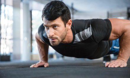 A importância da flexão de braço
