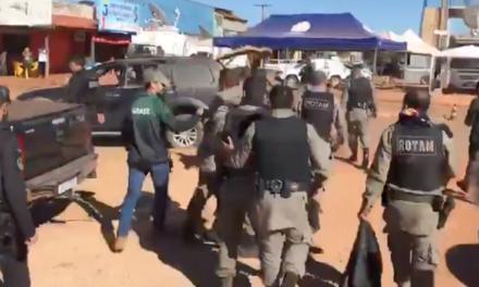 Serial Killer Lázaro Barbosa é morto no interior de Goiás