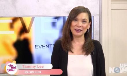 Tammy Lee tiene la agenda para este fin de semana
