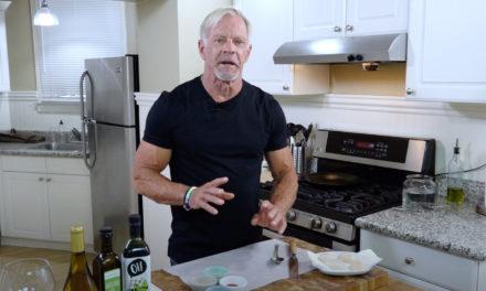 Quick Chop !: Vieiras sazonadas y condimentadas con Pra Vinera Reserve Chardonnay